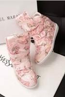 Fashion 2013 women's shoes high-top shoes elevator women's denim casual shoes