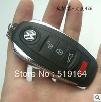 Free Shipping! Electronic USB Car Key Rechargeable Flameless Cigar Lighter