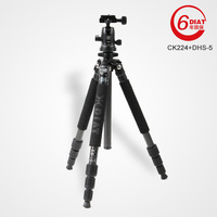 Ck224 slr camera tripod portable set photographic tripod