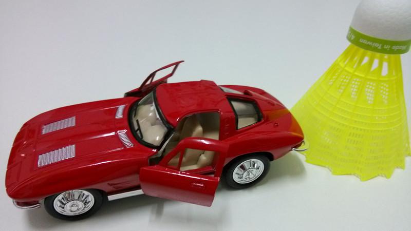 german military new classic chevrolet corvette diecast car metal model classic car free shipping(China (Mainland))