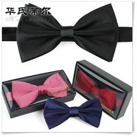 wholesale!2pcs/lot - 21 Colors Stylish Fashion MEN'S BOWTIE MEN TUXEDO BOW TIE,Freeshipping