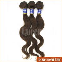 Rosa Queen Hair High Grade 5A 100% Natural Brazilian Blonde Virgin Hair Cheap 3 Bundles Hair Free Shipping