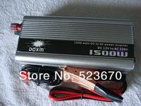 1500 WATT  1500W Modified Sine Wave Car Boat 12V DC to 210V  220V 230V  240V AC Out Power Inverter