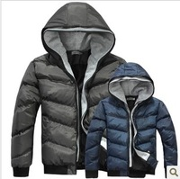 Outdoor jacket Male down coat male short design slim Men men's clothing outerwear  down jacket man