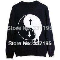 2014 spring killstar loose plus size hoodies t-shirt man&woman's fashion design clothing london boy sweatshirt
