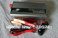 1200 WATT 1200W Modified Sine Wave Boat Car Truck Power Inverter Change 24V DC to 220V AC + 5V USB PORT