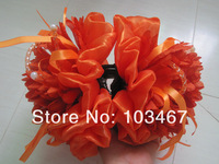 EMS free shipping Newest item - 30pcs/lot Mix colors mix styles  newest hajab flower hair claw  good clip