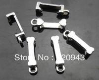 wholesale 50pcs/lot Smooh Slide & hang charms 10mm (fit 10mm belt) DIY charm fittings accessory