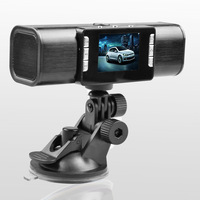 Driving recorder at30 infrared night vision hd 1080p belt music flashlight
