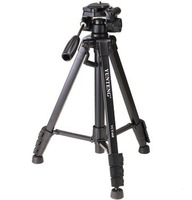 YUNTENG VCT-668 Professional Tripod with Damping Head Fluid Pan for SLR/DSLR +Carrying Bag free shipping