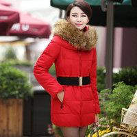 2013 New arrival fashion Women's Coats Winter Warm Long Coats Faux Fur Jackets women 5 Colors Size L  XL XXL Free Shipping