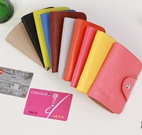2013 card holder card case female bags