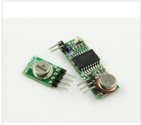 100pcs lot Superheterodyne 3310 wireless receiver module +433mhz RF wireless transmitter module+Free shipping