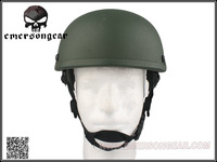 EMERSON ACH MICH 2001 Helmet/OD tactical free shipping