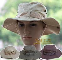Male hat sun hat sunbonnet travel anti-uv bucket hats m126
