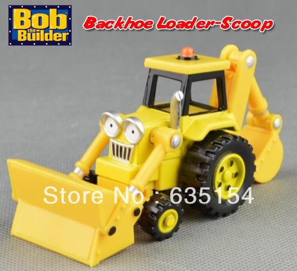 Bob le constructeur meurent cast jouets