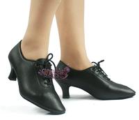 Women's teachers dance shoes cowhide BETTY dance shoes t2 ballroom dancing shoes Latin dance shoes