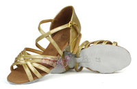 Short in size BETTY 603 Latin dance shoes female child shoes Latin shoes