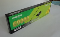 2013 kasens KS-G9000  60DBI Antenna Realtek8187L SMA wireless USB adapter Adaptador wifi usb 6000MW 54M free shipping