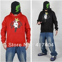 Free shipping Male Pullover Autumn Cotton Fleece Jacket 223