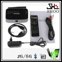 Tronsmart MK908II Android TV BOX Quad Core Mini PC RK3188 1.6GHz 2G/8G Antenna XBMC HDMI USB OTG Micro SD WiFi Smart TV Receiver