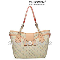 New Arrival 2013 Chloden Street Snap Retro Celebrity Tote Brand Shampory Wine Glass Design Women Bag Luxury Bowknot Hasp Handbag