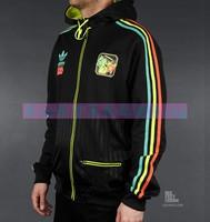 Shampooers music reggae male with a hood jacket outerwear v32822