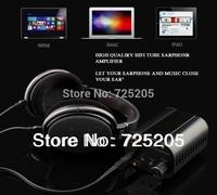 HIFI Earphone Amplifier 12AT7 Tube TE7022L 24Bit USB DAC CS4398 DAC Decoder TPA6120A2  Amp 3.5mm 6.35mm RCA Free Shipping