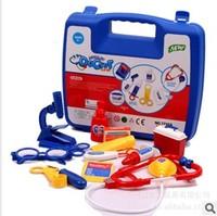 Child artificial medicine box child toy set baby boy toy 7735a