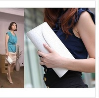 Day clutch female bags 2013 women's clutch evening bag small bag one shoulder cross-body