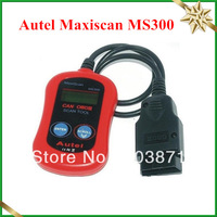 HOT!! Autel MaxiScan MS300 CAN OBD2 Auto Diagnostic Scanner Code Reader Tools DHL Free Shipping