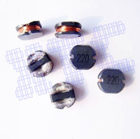 CD105 10.0*9.0*6.5mm 22uH SMD unshielded power inductor 200pcs/lot Free Shipping