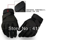 free shipping military fans Tactical full finger gloves / full finger gloves cycling fitness / outdoor climbing glove