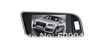 Vehicle Stereo GPS Navigation for Audi A4 A5 Q5 Auto Radio RDS DVD Player Multimedia Headunit Sat Nav Autoradio Bluetooth iPod