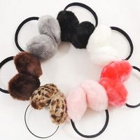 Ultralarge thermal faux plush earmuffs ear package earmuffs er-04