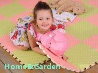 E HOME Meitoku middlebury mats child crawling mat eco-friendly foam pad foam puzzle 2F13C090