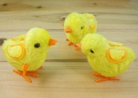 Best price Spring chicken, The chicks will go,clockwork toys, chicken go go go , baby toys 50pcs