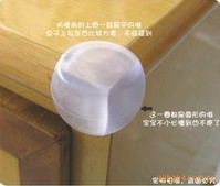 Free Shipping Spherical desk corner sleeve / safety collision angle / circular collision angle