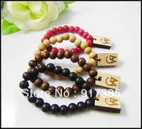 10X Hip Hop Jewelry NYC Goodwood  GW Ticket Bracelet Hot Fashion Jewelry black white red brown goodwood NEW Free Shipping