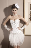 Slim waist body shaping underwear slim corset vest shapewear 5085 three-color