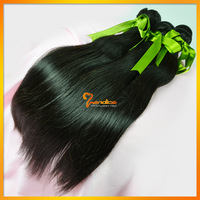 Rosa Hair Products Virgin Malaysian Kinky Straight Hair 3pcs lot, 1# 1b 2# 4# Grade 5A Unprocessed Hair Extensions Free Shipping