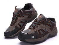 Regatta autumn and winter male plus size low hiking shoes water-proof and free breathing female walking shoes parent-child