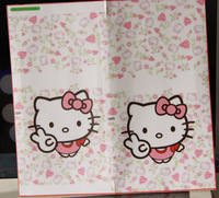 Hellokitty  for SAMSUNG   9300 mobile phone film hot-selling fashion cartoon sticker multicolour