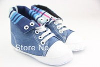 Free shipping shoes kids baby shoes boy denim shoes fashion toddlers first walkers brand kid shoes high quality