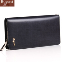 Male clutch commercial 2013 man bag vertical zipper casual multi card holder cowhide day clutch