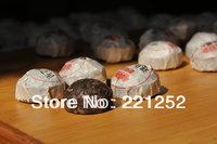 Free shipping 2013yr Mini tea Old comrade 30pcs Yunan Pu er Cha for health lose weight Chinese tea