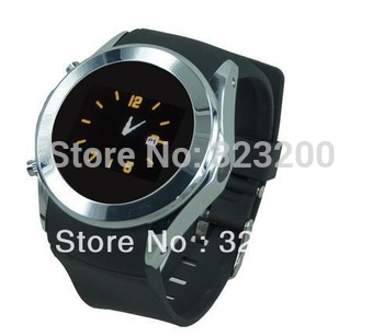 Stainless steel shell watch mobile phone/MP4 / digital watch  MQ266A
