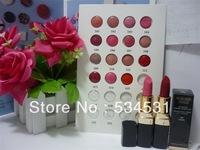Free Shipping New Makeup Lipstick China Post Air shipping(10pcs/lot)