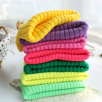Candy color autumn and winter thermal knitted Hats Beanies knit beanie