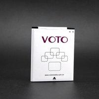 Free drop Shipping New VOTO X2 Battery 2500mAh For VOTO X2 MTK6589T Quad Core phone